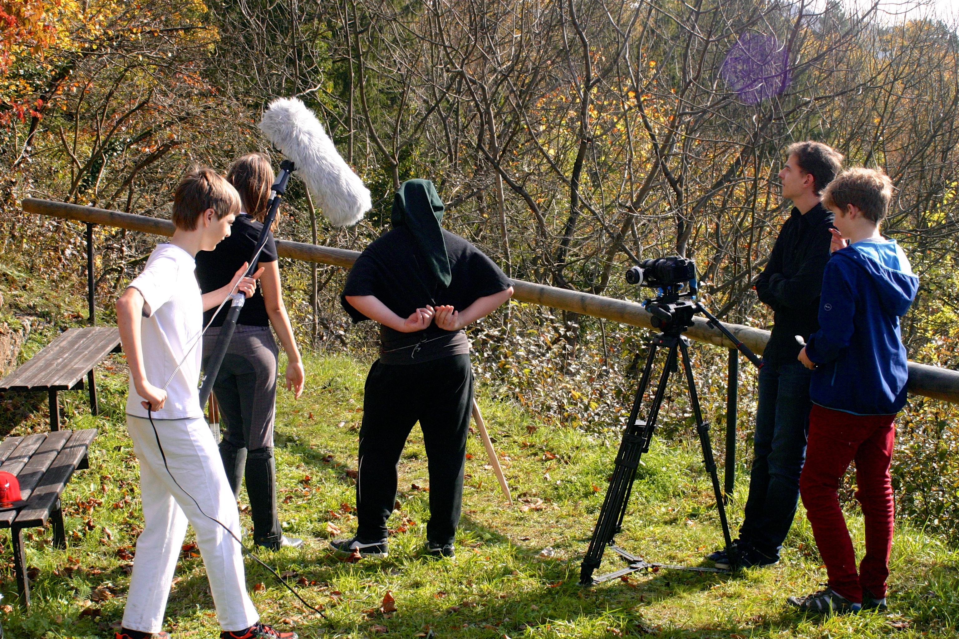Kurzfilmworkshop in den Osterferien
