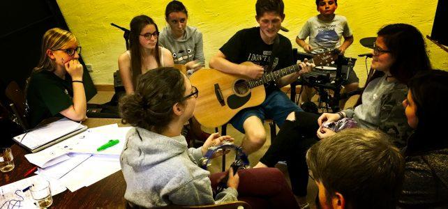 Musikworkshop vom 2. bis 6. 10.